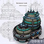 3DRT - Научная лаборатория 3d model