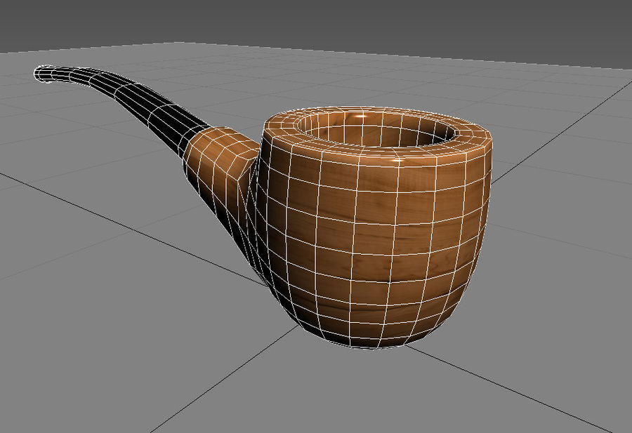 pipe royalty-free 3d model - Preview no. 4