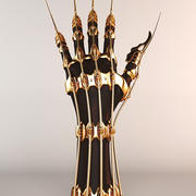 Dłoń 3d model