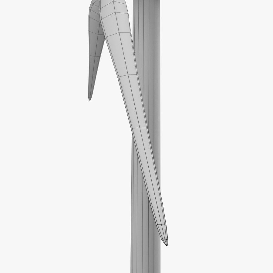 Wind Turbine royalty-free 3d model - Preview no. 12