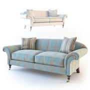 Oficina do sofá, Browning 3d model