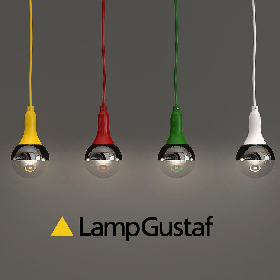 Лампы лампы royalty-free 3d model - Preview no. 2