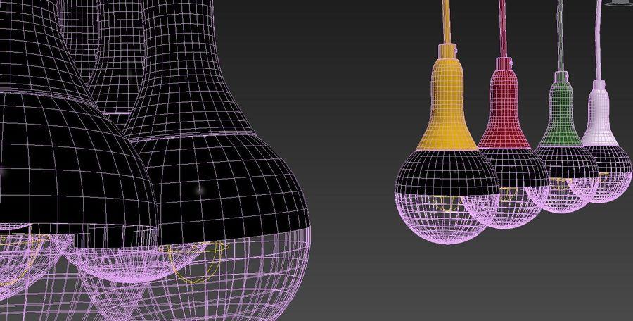 Лампы лампы royalty-free 3d model - Preview no. 5