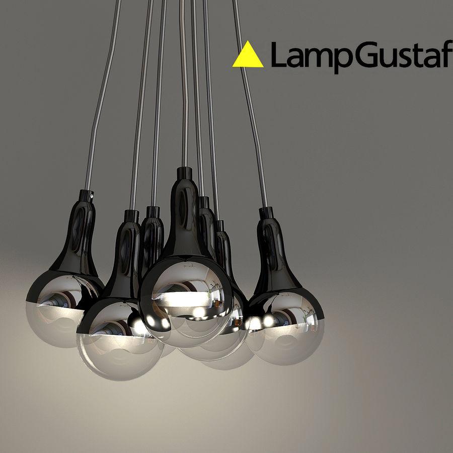 Лампы лампы royalty-free 3d model - Preview no. 1