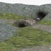 Ambiente di gioco 3d model
