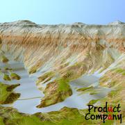 Landscape 37 3d model