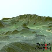 Landscape 40 3d model
