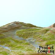 Landschap 45 3d model