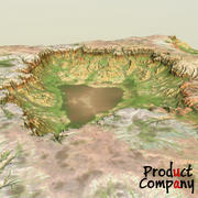 Landscape 69 3d model