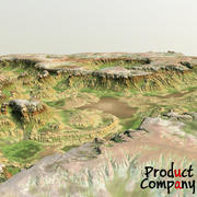 Landscape 70 3d model