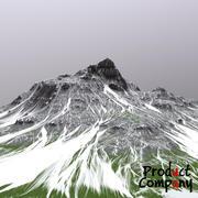 Landschaft 74 3d model