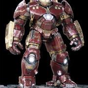 Hulkbuster (Iron Man Mk.44 - Veronica) 3d model