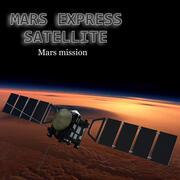 Mars Express 3d model