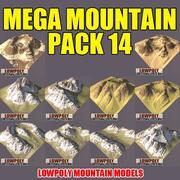メガパック14 3d model