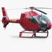 Eurocopter H-120 3d model