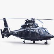 Eurocopter AS365 N3 3d model