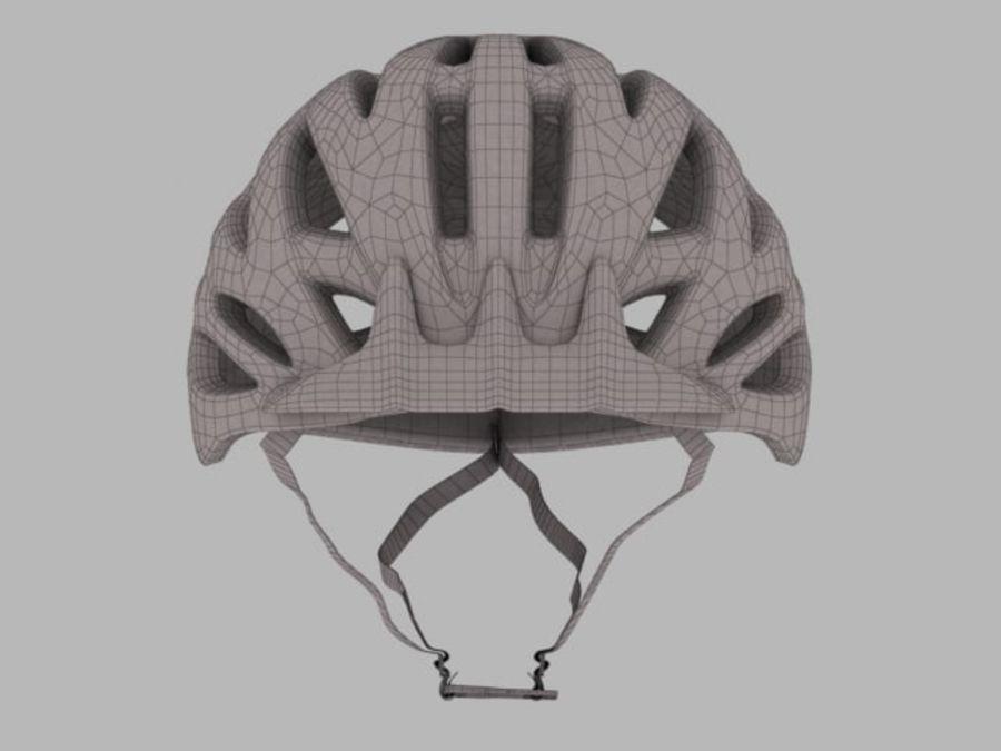 bike helmet 3 royalty-free 3d model - Preview no. 7