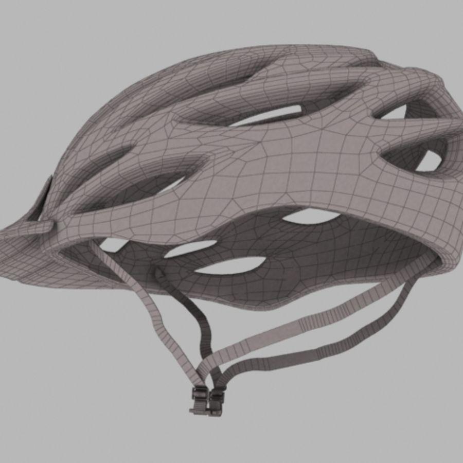 Bicycle Helmet 3d Free Model