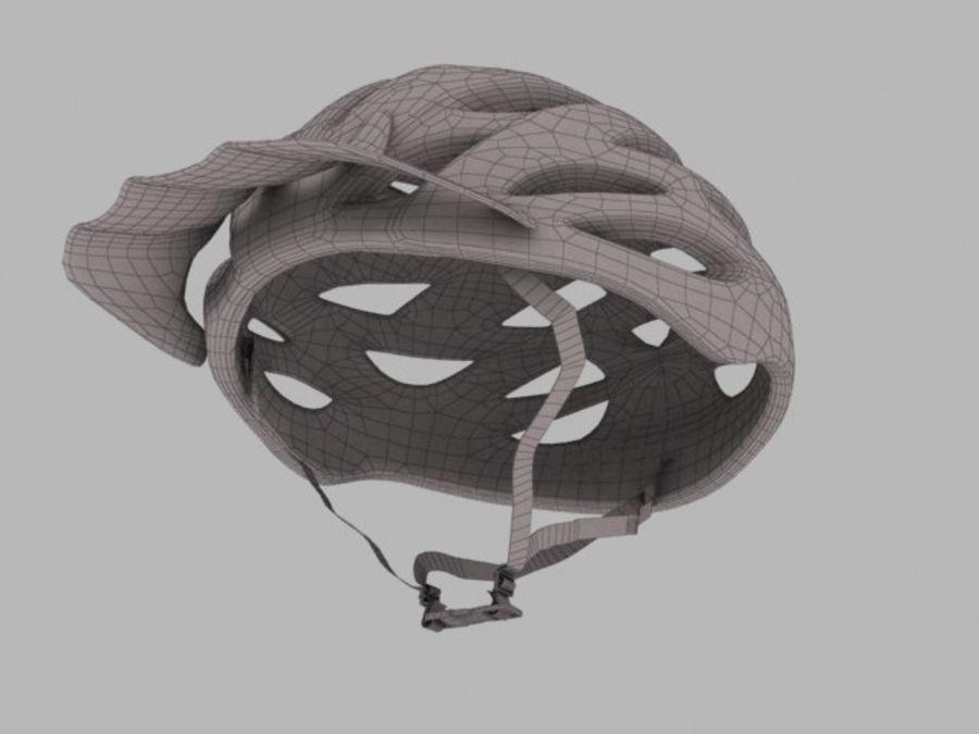 bike helmet 3 royalty-free 3d model - Preview no. 6