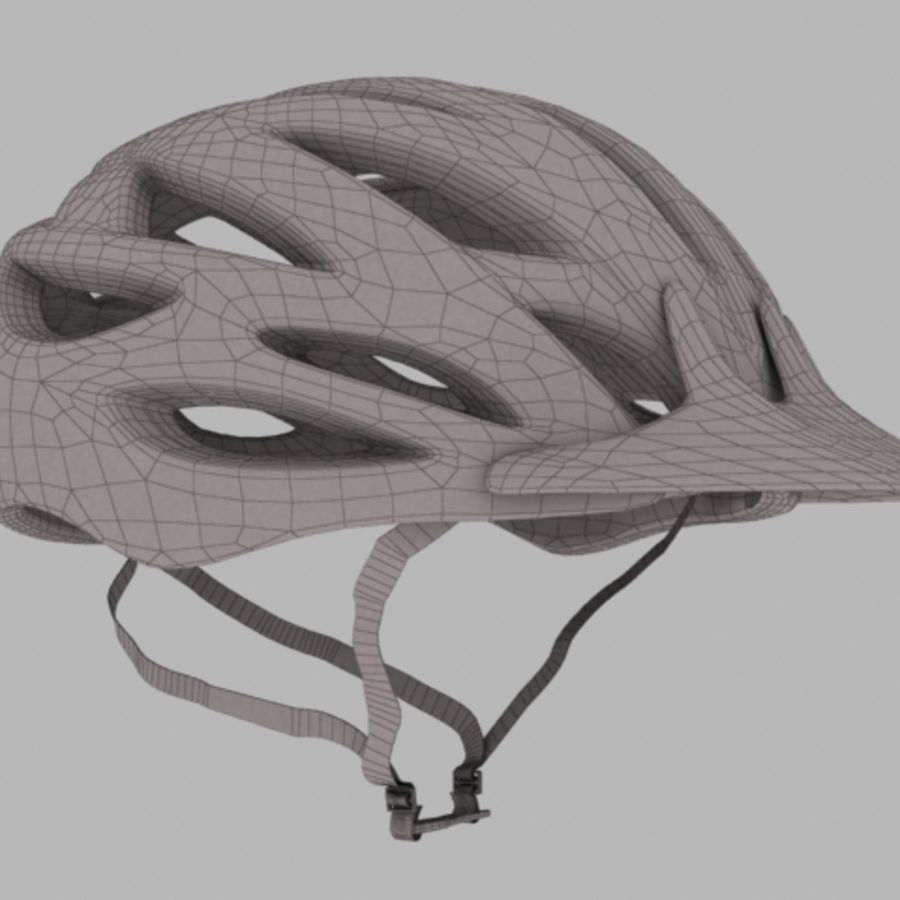 Bike helmet 3 3D Model $10 -  obj  3ds - Free3D