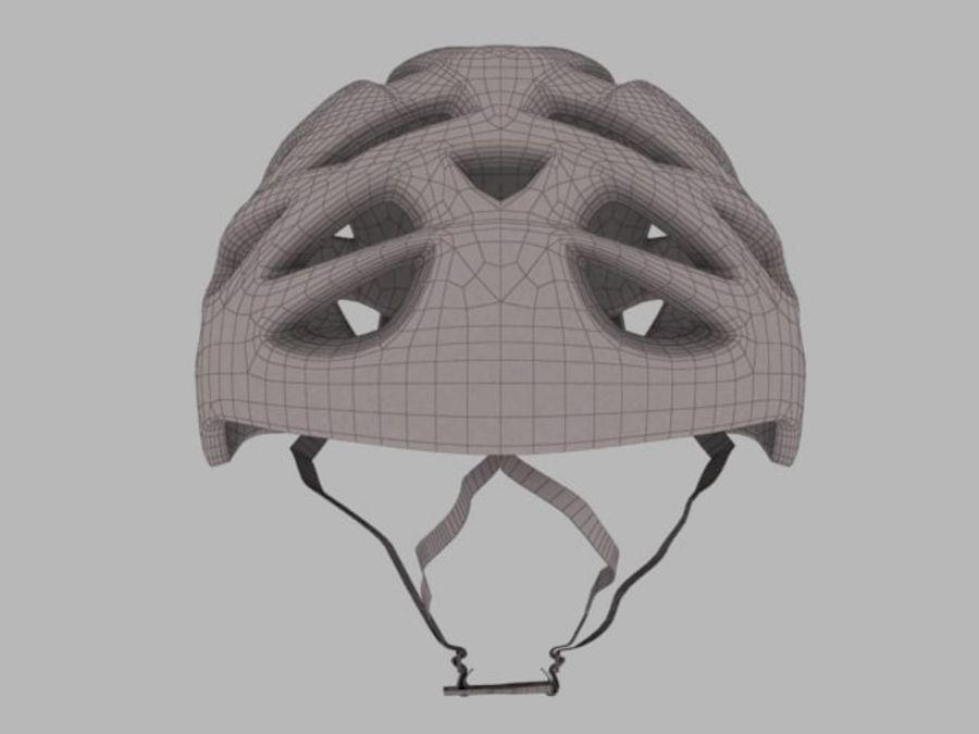 bike helmet 3 royalty-free 3d model - Preview no. 5