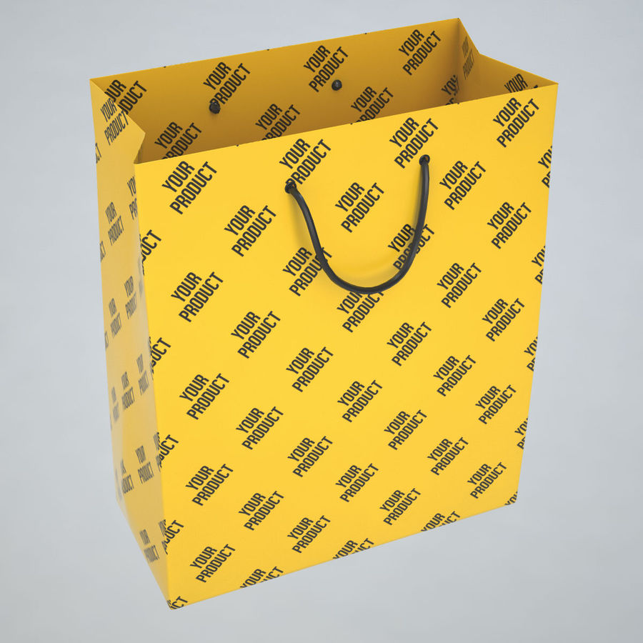 Food Packaging royalty-free 3d model - Preview no. 14