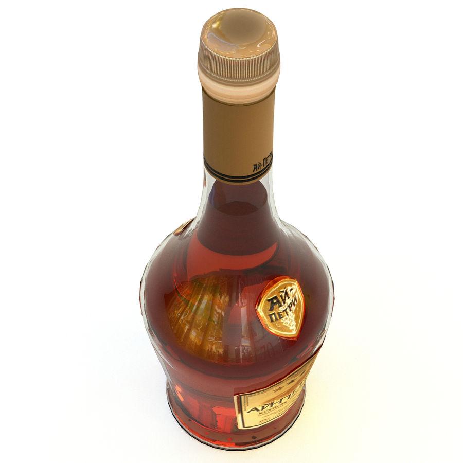 Cognac royalty-free 3d model - Preview no. 8