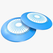 Flying Disc Generic 3d model