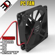 PCファン 3d model