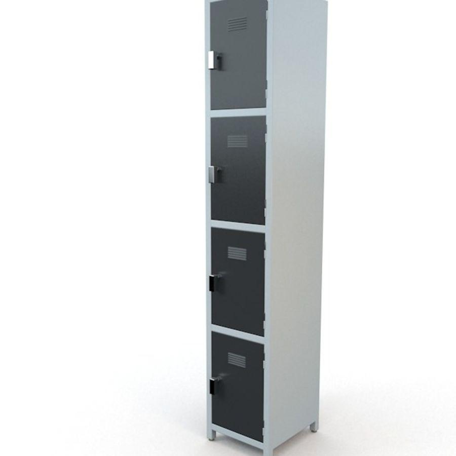 Szafka royalty-free 3d model - Preview no. 1