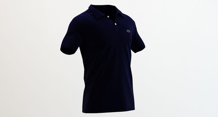 fd74ce577223 Lacoste - Polo Shirt 3D Model  49 - .max .obj .3ds .fbx - Free3D