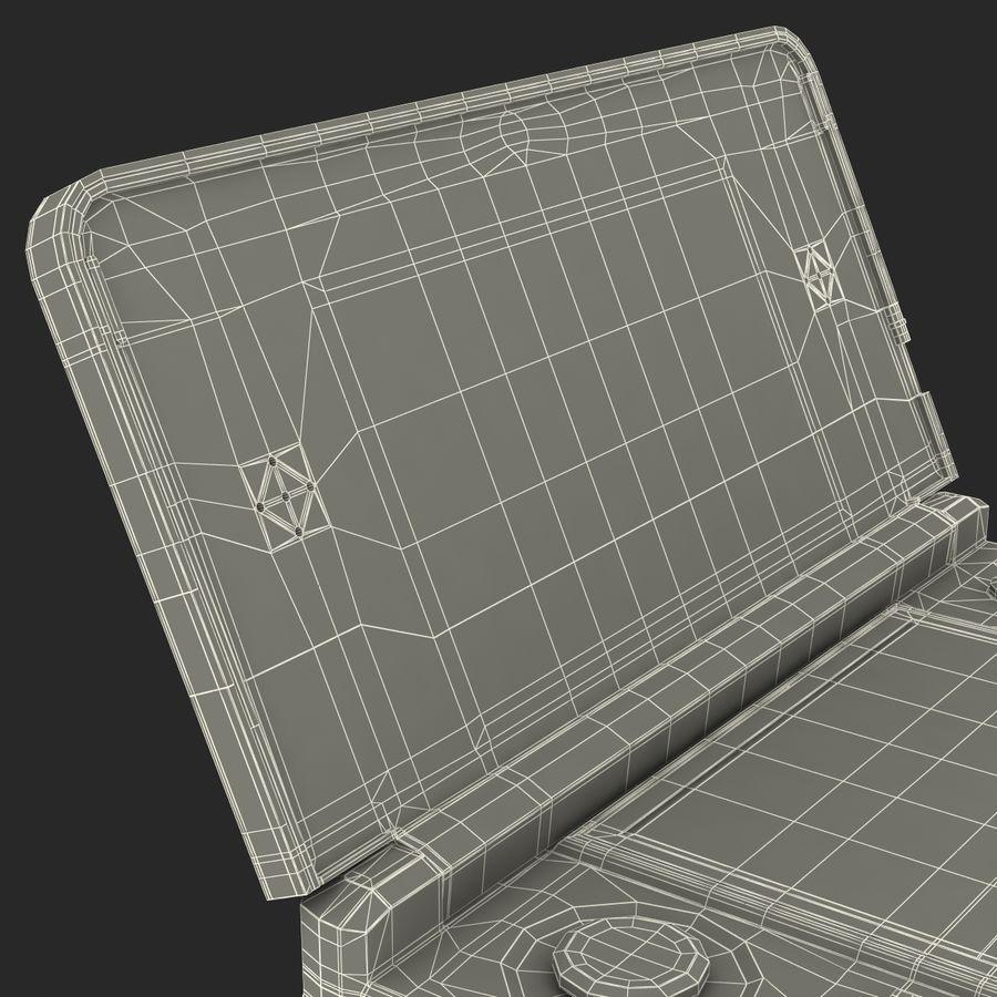 Nintendo 3DS Black royalty-free 3d model - Preview no. 37