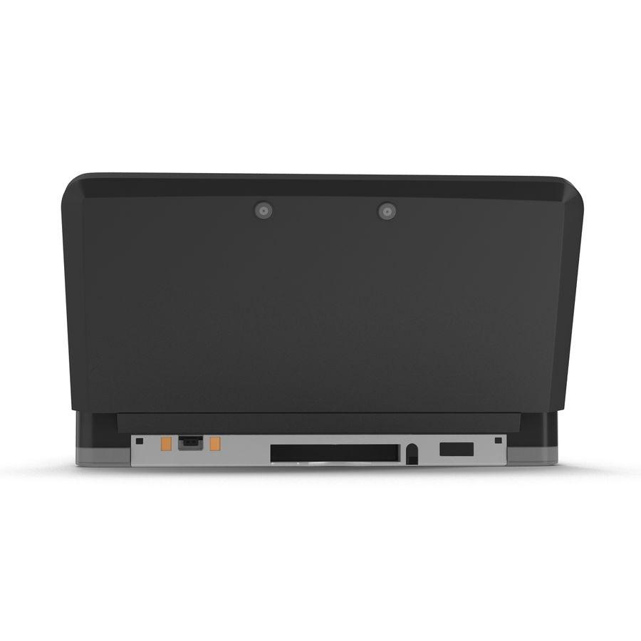 Nintendo 3DS Black royalty-free 3d model - Preview no. 5