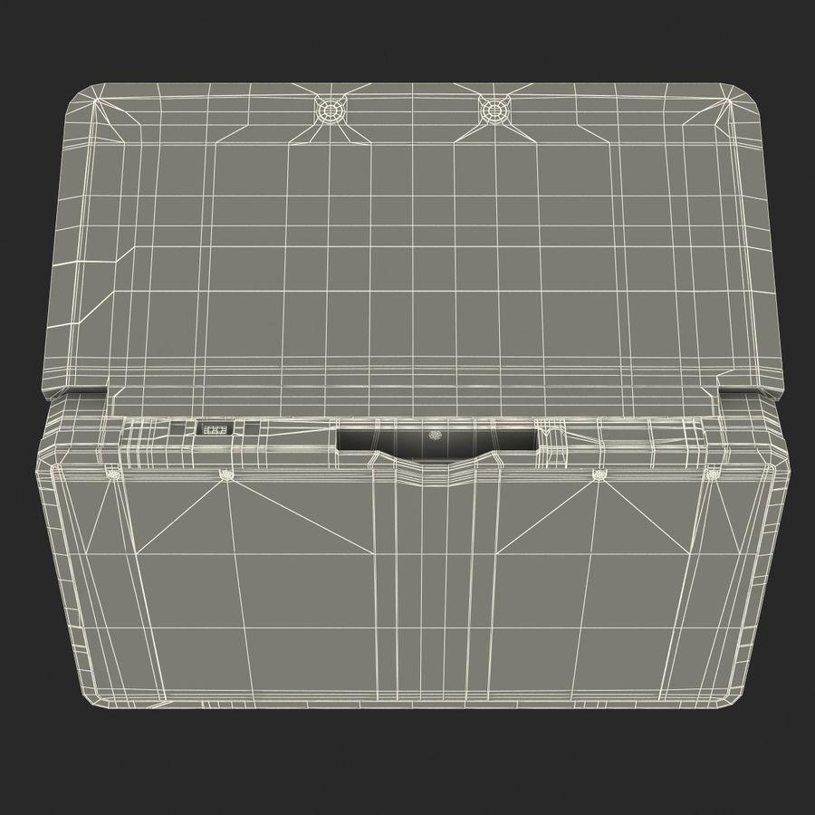 Nintendo 3DS Black royalty-free 3d model - Preview no. 34