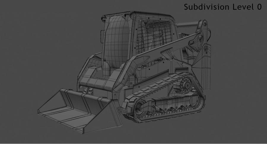 建設機械 royalty-free 3d model - Preview no. 10