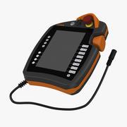 Терминал HMI KUKA Smartpad 3d model