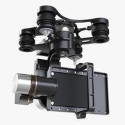Gimbal Stabilizer Zenmuse 3d model