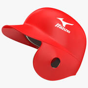 Batting Helmet Mizuno 3d model
