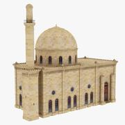 Ali Ibn Abu Talib 3d model