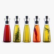 Eva Solo Drip-free Oil / Vinegar Carafe 3d model