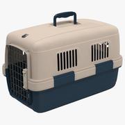 Small Pet Carrier 3D Model 3d model