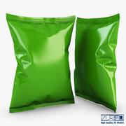 Food packaging v 6 3d model