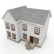 Casa de la ciudad 2 modelo 3d