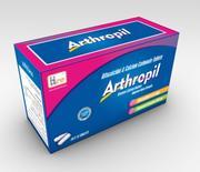 artropil 3d model