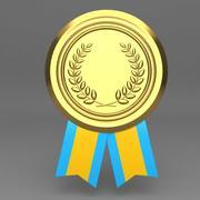 Medal 1 3d model