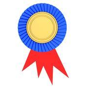 Medal Awards 138 3d model