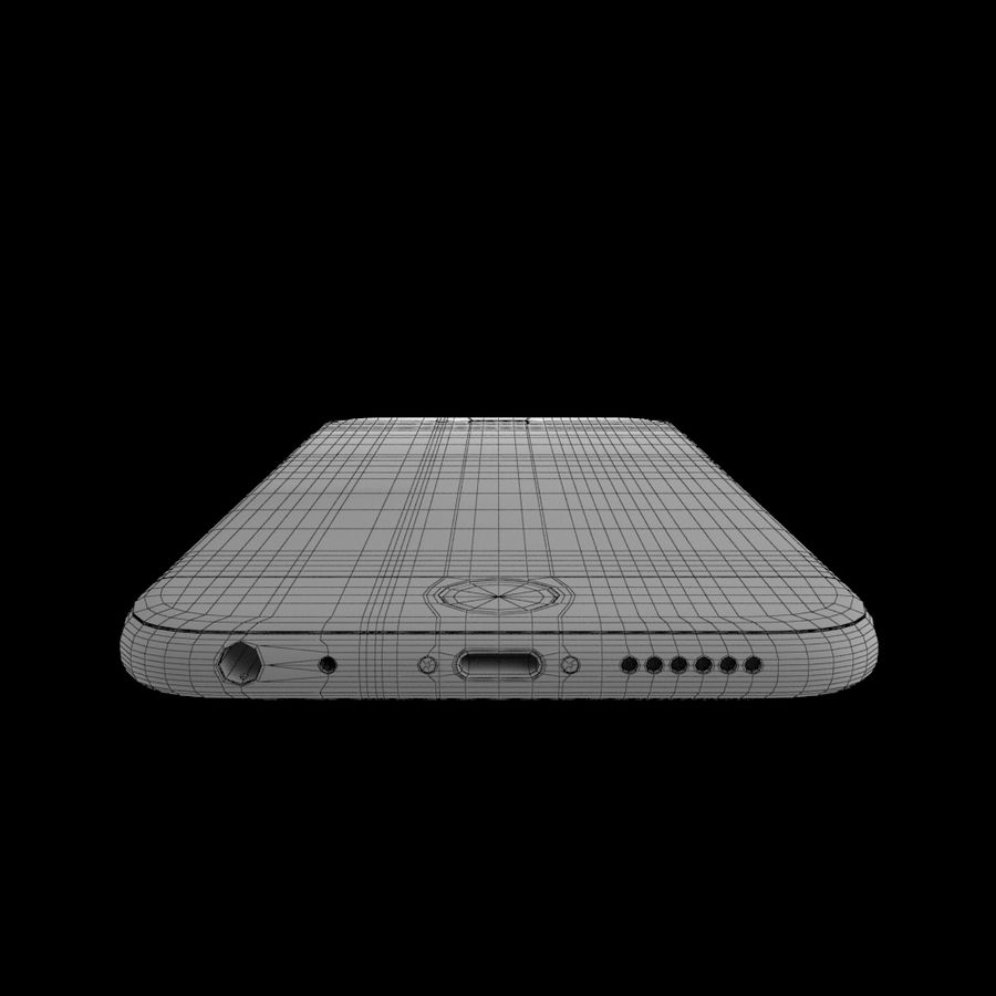 Iphone 6 royalty-free 3d model - Preview no. 8