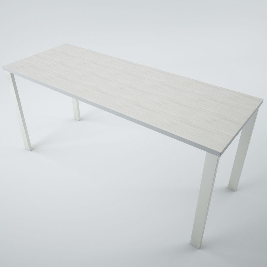 muebles de oficina royalty-free modelo 3d - Preview no. 14