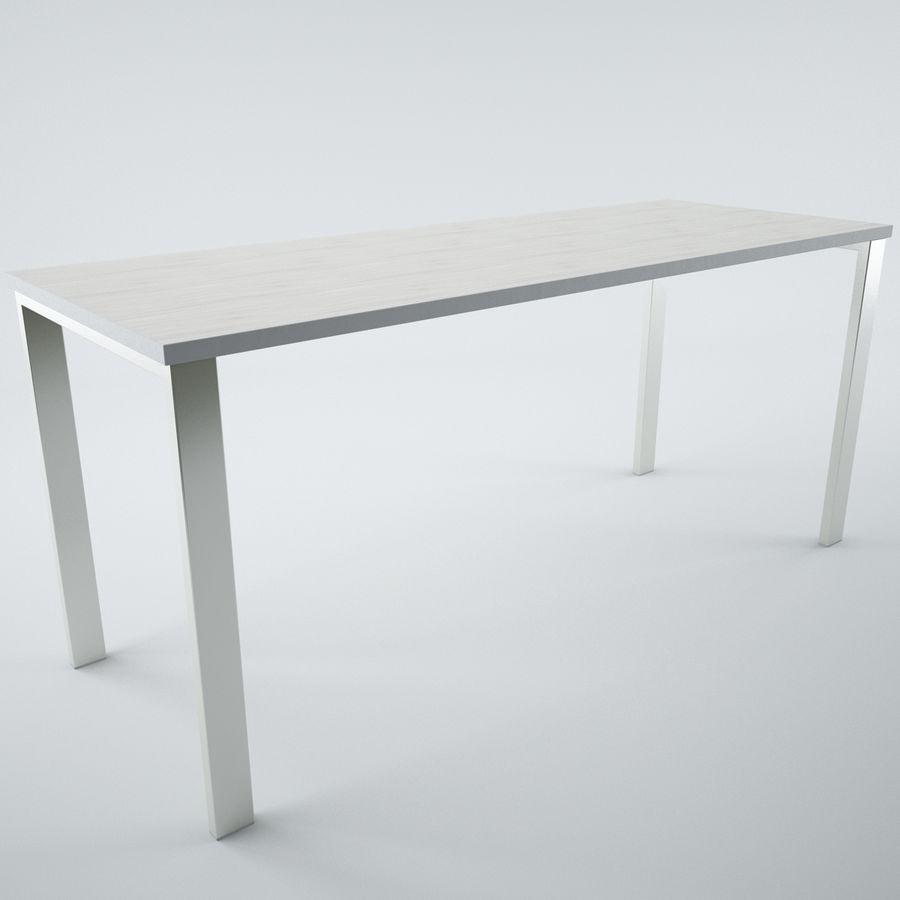 muebles de oficina royalty-free modelo 3d - Preview no. 13