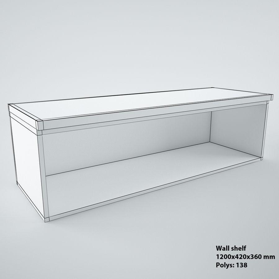 muebles de oficina royalty-free modelo 3d - Preview no. 26